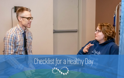 Checklist for a Healthy Day